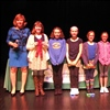 Frankfort Square Elementary Students at Flag Day Ceremony (On Stage)