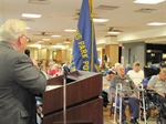 14 resident veterans honored at Sunny Hill