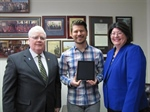 New Lenox man wins refurbished iPad in photo contest