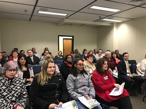 Will County hosts visit from Illinois Realtors Association