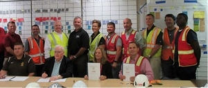 Strategic Partnership between OSHA and Will County ensures