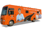 Mobile Workforce Center's November schedule released