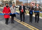 Chicago Street in downtown Joliet officially reopens