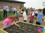 Homer Glen students ready to grow