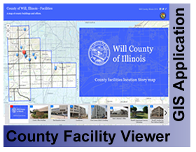 Will County Facilities GIS Application Viewer
