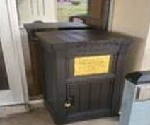Drop off box image